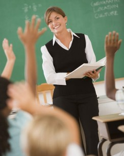 Tipos de professores