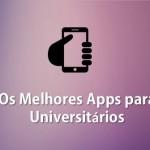 aplicativos para universitários