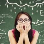 estresse antes da prova